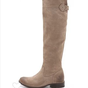 Frye Shirley suede over the knee boot 7.5